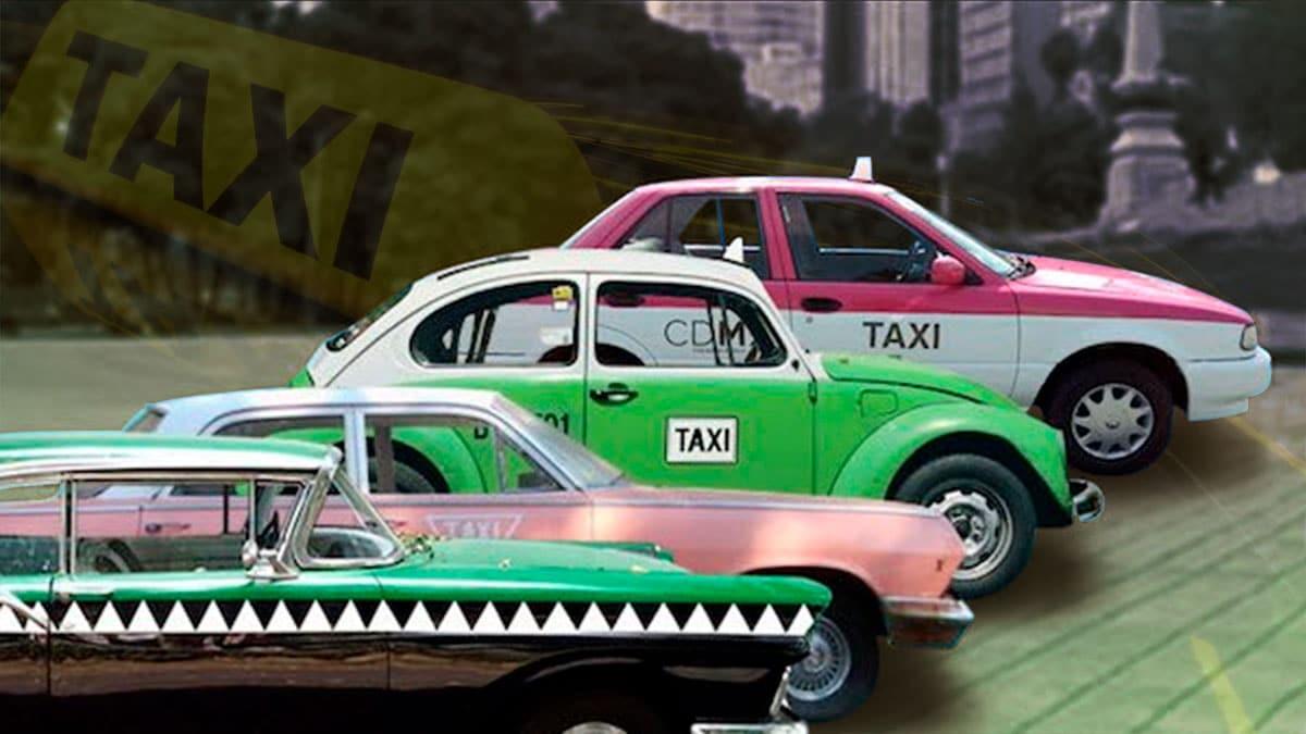 La historia de un transporte público tan popular como lo es el Taxi